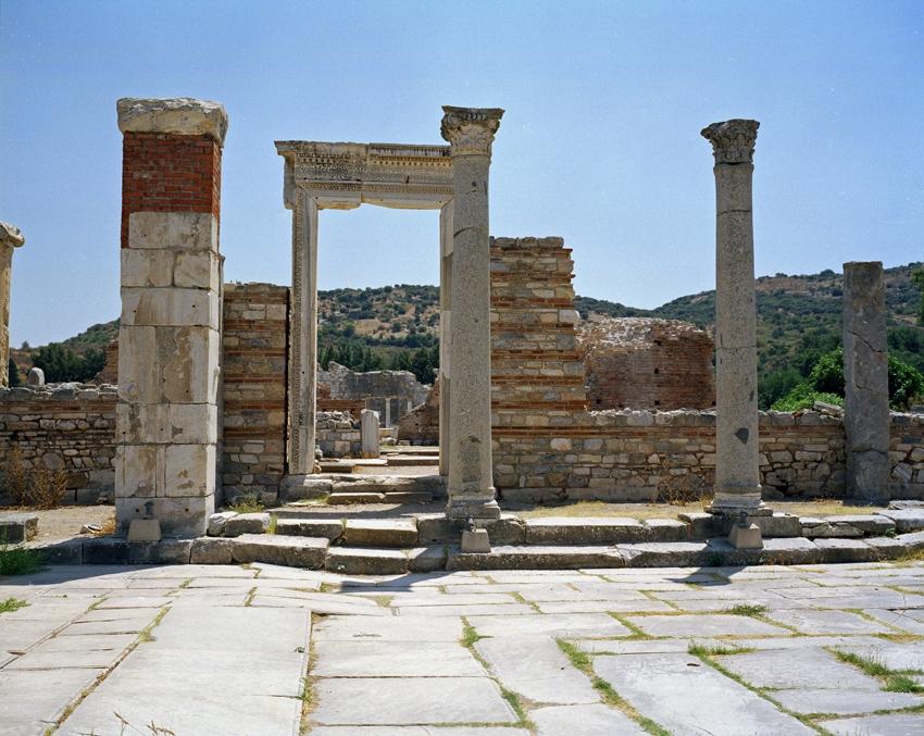 Mary (Council) Church, Ephesus, 2013