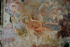 The Dormition of the Mother of God, Kaymakli Monestery, Trabzon, 2013