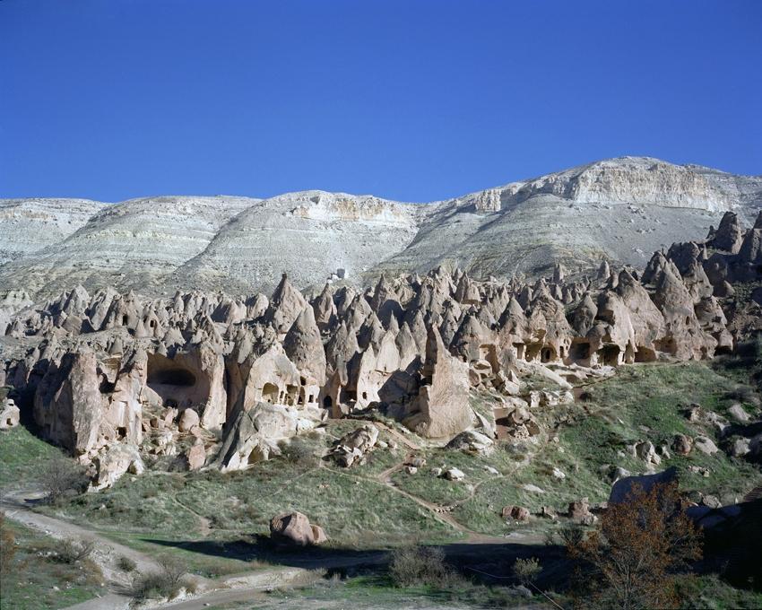 The Zelve, Cappadocia, 2013